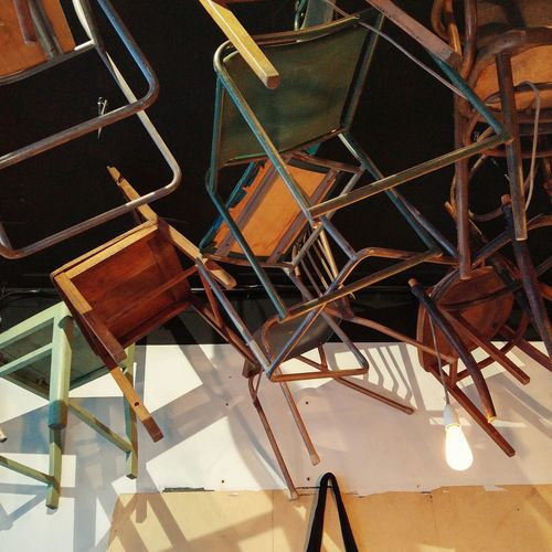 Hanging Chairs .. Interior Design Design Architecture Architecturelovers Art Melbourne Australia Cafe Travelphotography