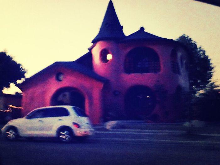 Smurfs Thesmurfs the smurf house (: