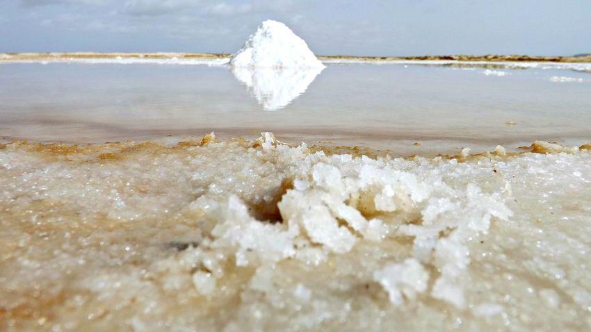 Africa Caboverde Saline Taking Photos Photooftheday White Water Salt Lake Salt Oasis