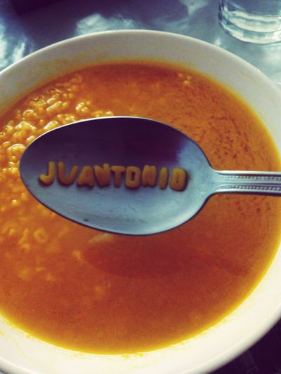 JuAntonio Sopa Letras Today Better Mom