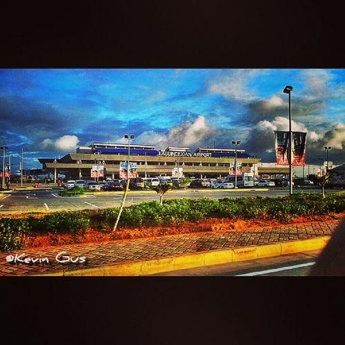 Laguindingan Airport Misamis Oriental, Philippines 6:30am 12.31.2014 Airport Misor CDO TravelPhilippines discoverphilippines itsmorefuninthephilippines wowphilippines bisaya pinoy filipinas filipino