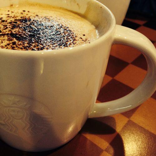 Cafe Starbucks Iloveit