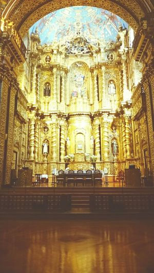 Iglesia la compañia First Eyeem Photo