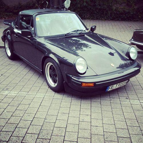 Porsche Porsche911 911 Targa Porschetarga Turbo Cabriolet BlackBeauty Magnuswalker Urbanoutlaw Soloparking Smile Freiburg Schauinsland
