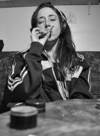 Archival Smoking Bad Habit Smoking Issues Smoking - Activity Addiction Marijuana Joint