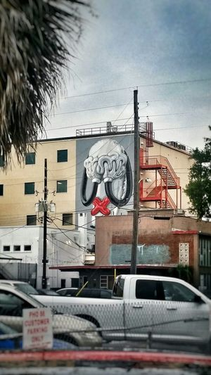 Painting Graffiti Graffiti Art Photography Building Sad Sadness Brain Cityscapes Orlando