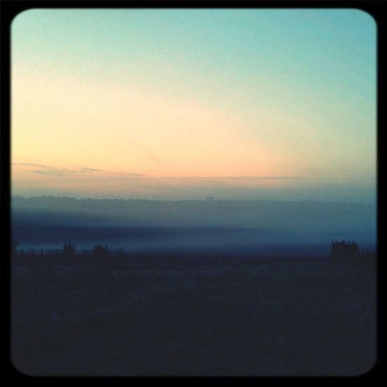 Misty morning Landscape_photography Fog Foggy Morning Brume