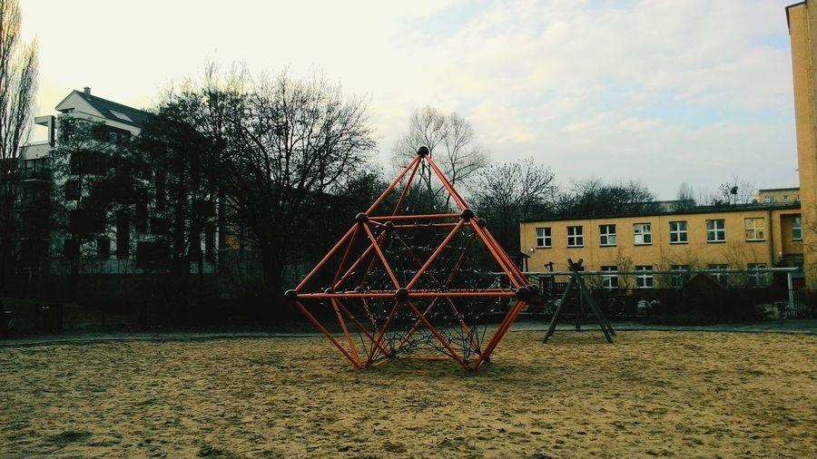 Geometric Shapes Playground Berlin