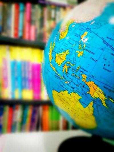 Eyeem Philippines Indoors  Globe - Man Made Object Globe Eyemphotography Close Up No People Map Close-up Mapping World GlobeLove