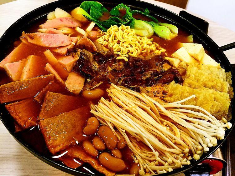 Budae Jjigae Budae Jjigae Taking Photos Enjoying Life Dinner Korean Food IPhoneography