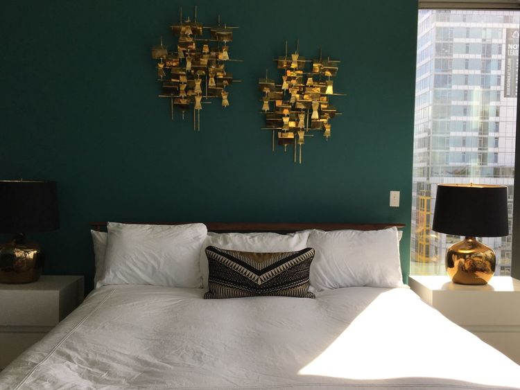 Interior Style Glamour Glamourous Bedroom Bedroom Window