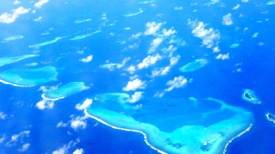 Maldives Blue