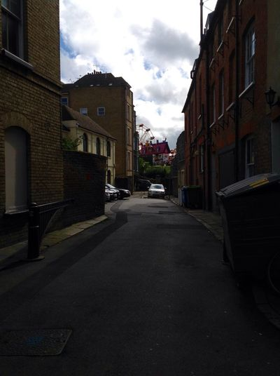The Road to Fun Funfair Hidden Gems  No People Day Outdoors Buildings