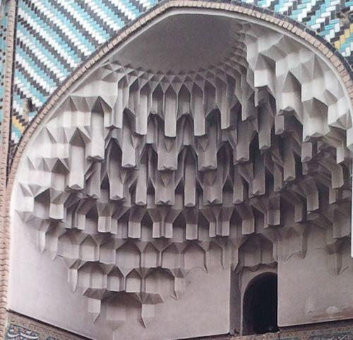 سر مدرسه ابراهيم خان