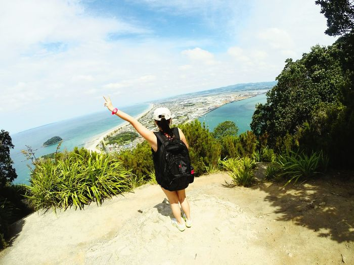 Climb my way up to the top to witness the beautiful view. The Tourist Eye Em Travel Travel Wanderlust Photography Travel Photography Traveling New Zealand Eye Em Nature Lover
