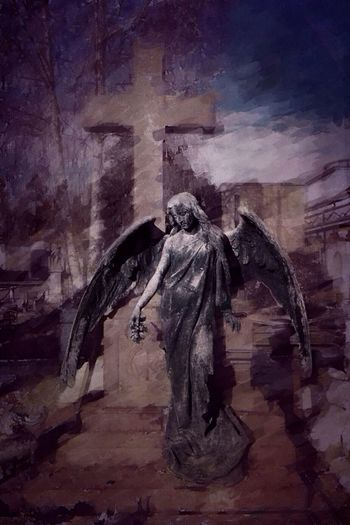 Angel of hope NEM GoodKarma NEM Painterly