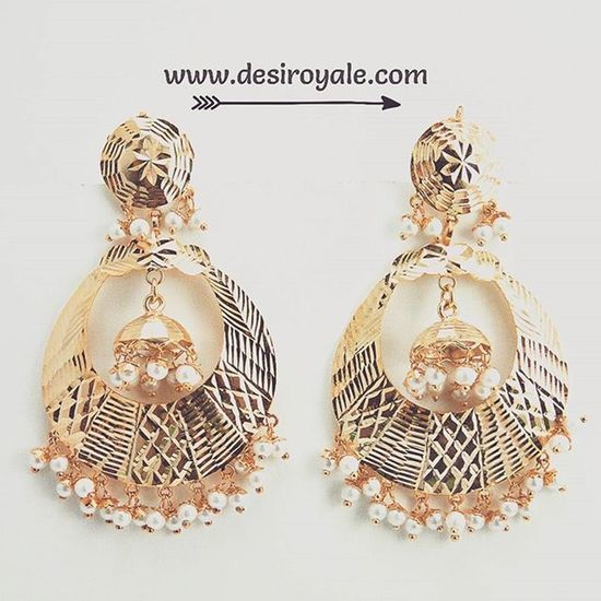 Check out our Beautiful Goldplated Pearl Earrings at www.desiroyale.com http://www.desiroyale.com/collections/earrings/products/banjara-earrings-with-white-beads Freeshipping plus everything 20% off for a limited time. Desi Desiroyale Wedding Punjabi Picoftheday Photooftheday Indianbride Gorgeous Lovely Accessories Jewelry MustHave Trend Stylist Buy Diwali Gift Online  Shopping Loveit burningman desiweddings sangeet jago