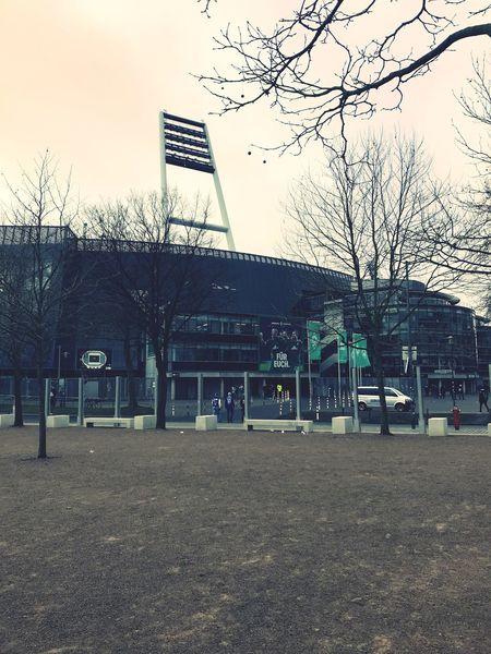 Weserstadion, Heimspiel🔵⚪️ Heimspiel Weserstadion