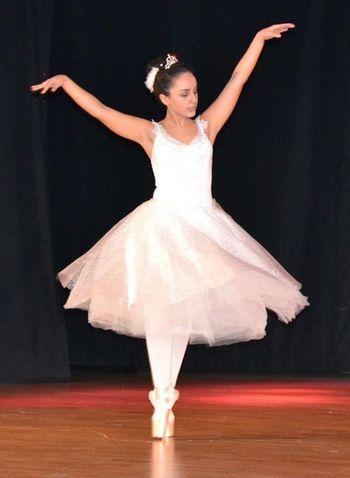 Ballerina Ballett Ballet Class Danzaclassica Tutu Scarpette