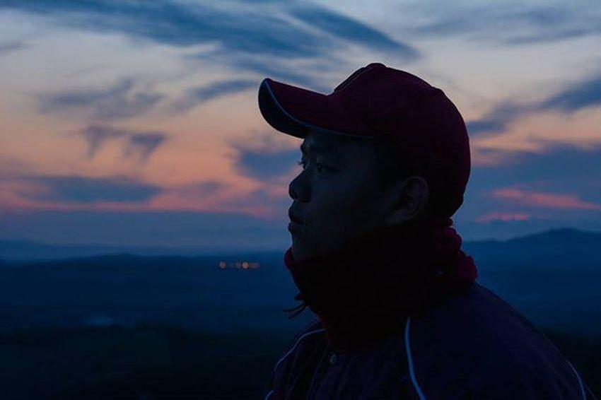 2016/05/01 黄昏 / 13歳 Photo Photography Sunset Ig_japan Igers Igersjp Ig_photooftheday Ig_sunsetshots Ig_japan_ Mountains Mountain Skylovers 夕景プロジェクト 夕暮れ 山 空 夕空 夕空倶楽部 Snapshot Portrait Ig_portrait Ig_snapshots