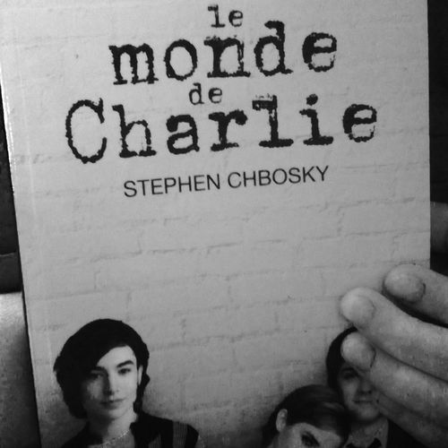 Une de mes meilleures lectures. One of my best readings. Lemondedecharlie Book Magical Theperksofbeingawallflower