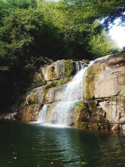 Waterfall No