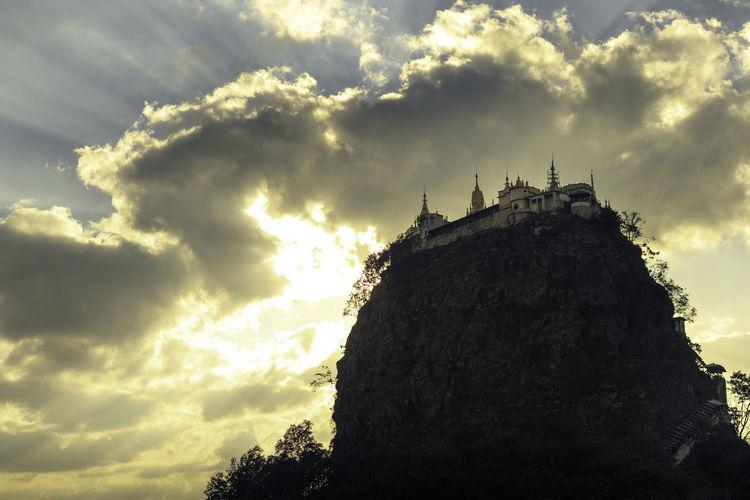 Mount Popa -
