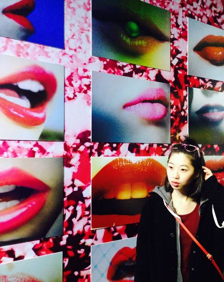 Hanging Out Hello World Taking Photos Relaxing Lips Mikaninagawa Enjoying Life 👄👄👄👄👄💋✨