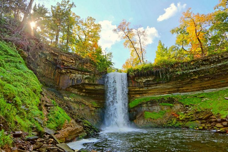 Waterfalls Fall