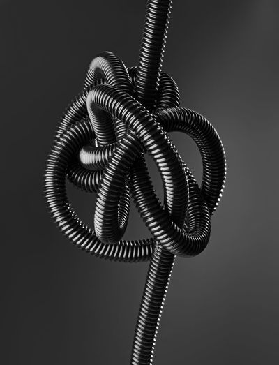 Flexible Hose No People Nobody Object Plastic Problem Tangle Tangled