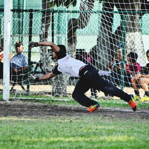 Goalkeeper CHV VamosHispanos Futbol<3 Canserbero  Portero Talentovenezolano