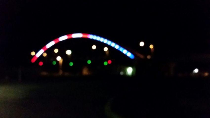 Country Pride Patriotism City Lights