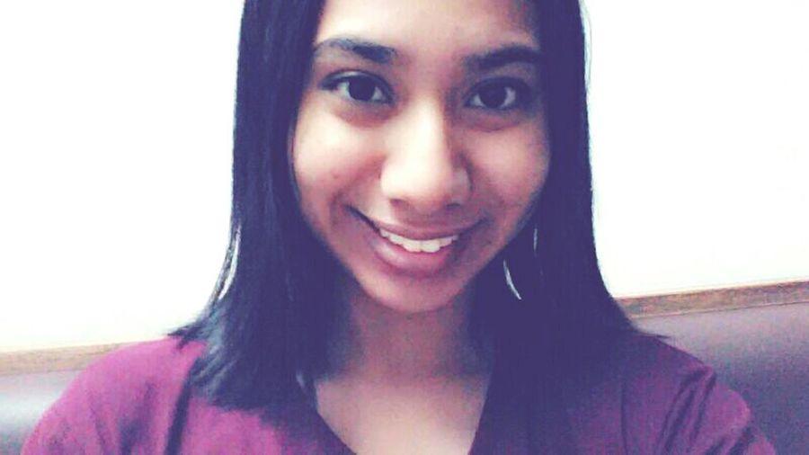 Random smile