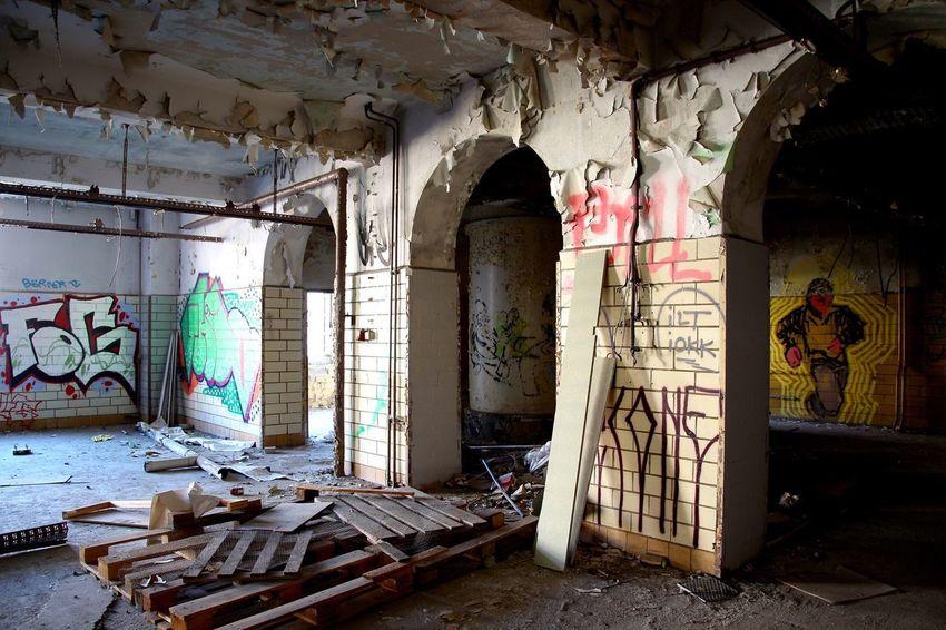 Berlin Streetart Graffiti Fleischfabrik Berlin EyeEm Best Shots