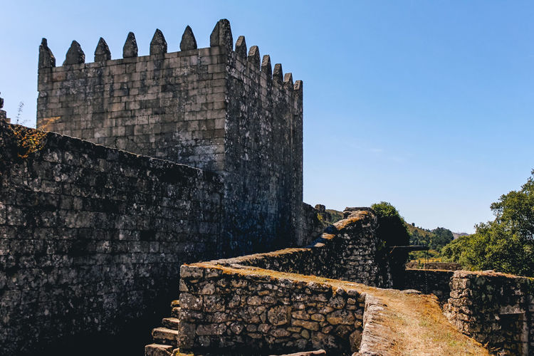 Lindoso Portugal Ancient Ancient Civilization Architecture Building Exterior Built Structure Castle Day Fort Fortified Wall History Low Angle View Nature Old Outdoors Portugaldenorteasul Ruined Sky Stone Wall The Past Travel Travel Destinations Wall Wall - Building Feature