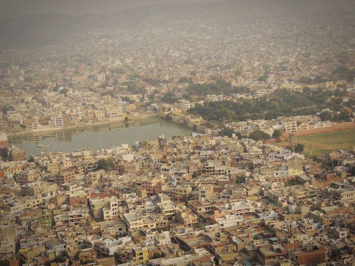Beautifully Organized Jaipur India's First Planned City Khauchegiri