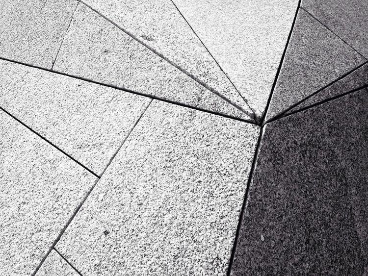 Angles Abstract Architecture_bw Lines Avila