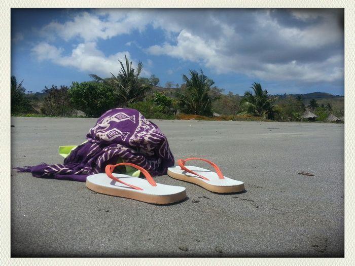 Relaxing -Atauro Island