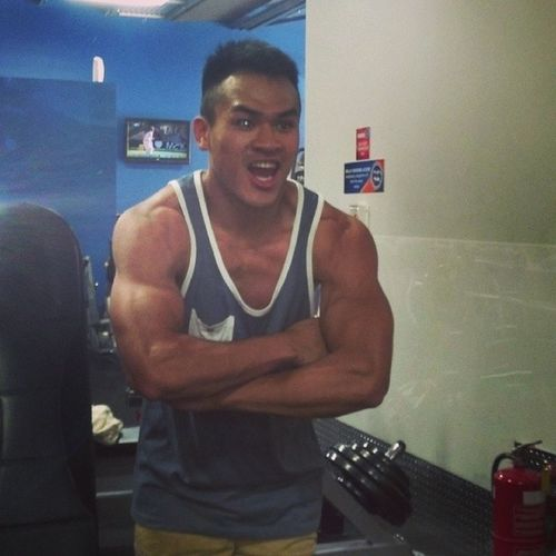 Steve plz y u flexing Gym 51213 Getripped Plz
