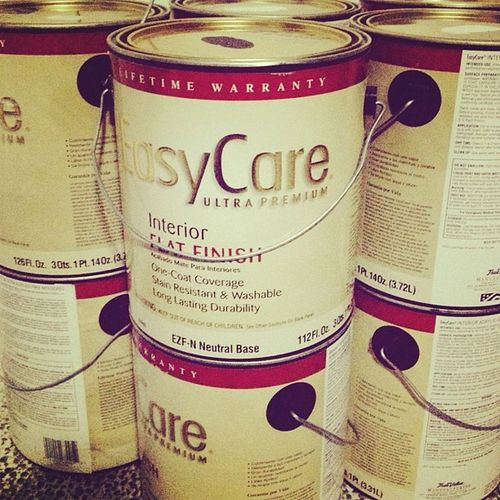Got paint? Morepaint Royal Easycare House studio repaint renovation nature 420 430angTVna paramore
