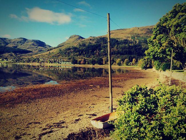 Scotland Autumn Argyll