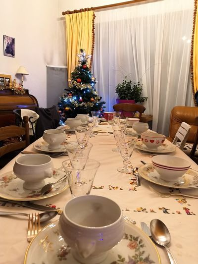 Moments Of Happiness Curtain Table Living Room Home Showcase Interior Dining Room Home Interior Chair Plate Dining Table Celebration Christmas Ornament christmas tree Christmas Christmas Decoration Decorating The Christmas Tree Christmas Lights 2018 In One Photograph