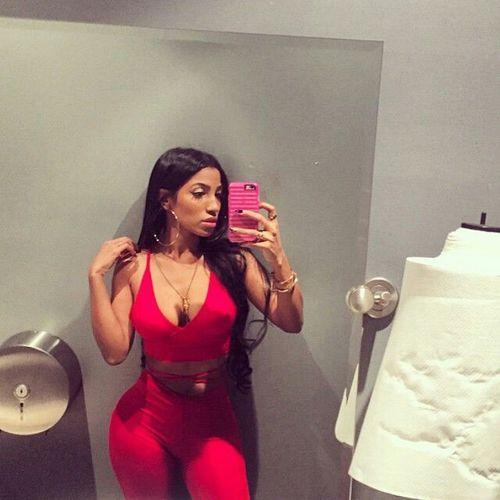 Restaurant Bathroom Red Sexygirl 😜👍🍻🍴😅😘🙌