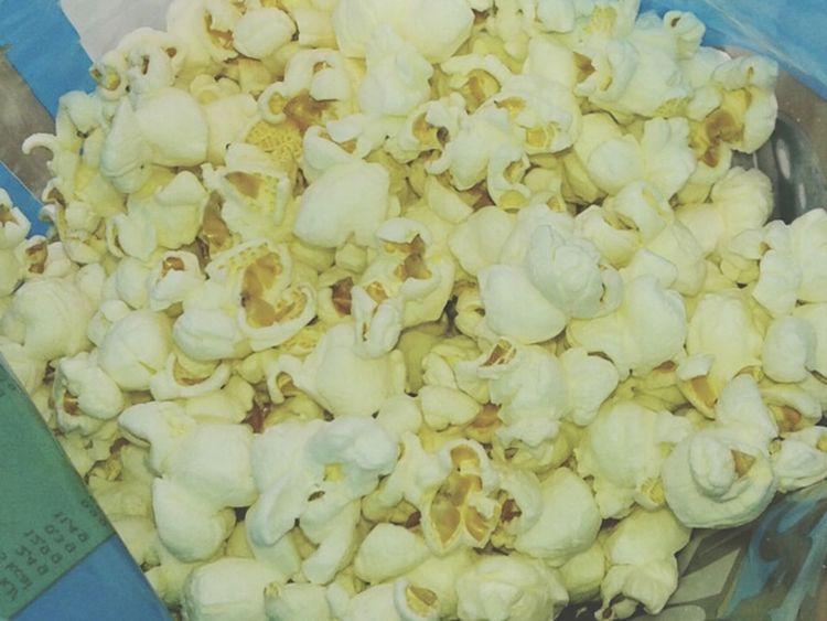 Popcorn <3 Relaxing Enjoying Life