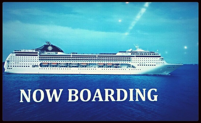 Now boarding! Mscopera