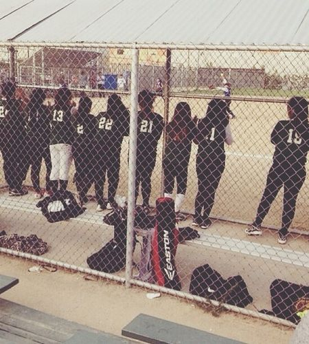 Tbt : ) to my last softball season.
