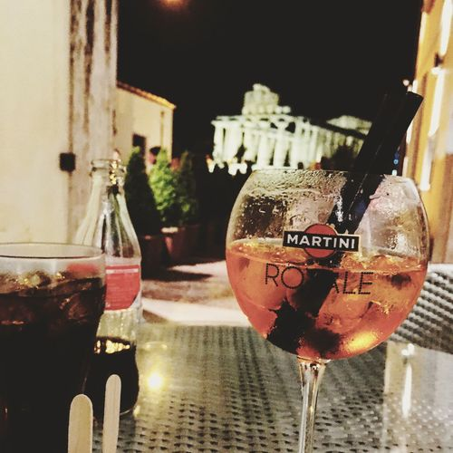 Food And Drink Alcohol Urbannight Spritz Paestum