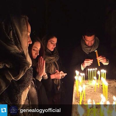Repost @genealogyofficial ・・・ Genealogy at Geghard monastery 🙏🏻 Armenia Eurovision ESC2015 genealogy buildingbridges facetheshadow monastery