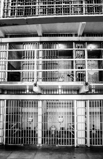 Abandoned Alcatraz Alcatraz Island California Cell Cells Damaged Prison Prisoner San Francisco Structure Seeing The Sights