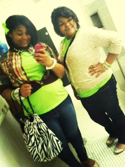 Me and my other bestie